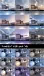 PureLIGHT HDRi Collection 01 by pushaloo