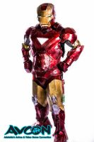 Iron Man - AVCon 2012 by Old-Trenchy