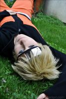Uzumaki Naruto: Waiting by Naru-kawaii-chan