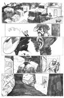 The Chase page 1 by wendellcavalcanti