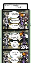 Josh VS Shades pt 2 by Kay-is-Dreaming