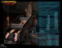 Apparatus Infernus ~ 'O Gumby' Compound Rack by CeeAyBee