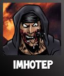 Imhotep by klaatu81