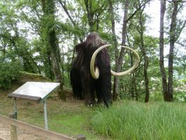 Woolly Mammoth no. 2 by WorldSerpent