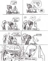 When Hiei uses Google.com by silver-heart-tidus