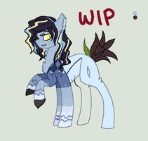 Midnight Bloom WIP by Rainbow-ninja-adopts