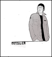 Outsider by agentfive
