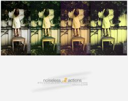 NoiseLess .2 Actions by Noise-Less