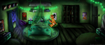 Paypal Commission - Gallow Wisp's Bed Room by NekoMellow