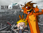 Calvin and Hobbes VII by ACommonMisconception