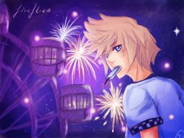 KH : Fireflies by Twilight--Hope