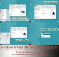 Windows 8 Aero Lite Pack By Abhishek Pratap Singh by abhishekbest432