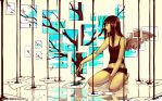 Let Me Out by Qinni