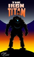 The Iron Titan by MrBigTheArtist