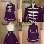 Welcome To The Black Parade Uniform by Hoejfeld