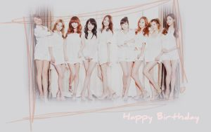 SNSD as angels by Februaryi