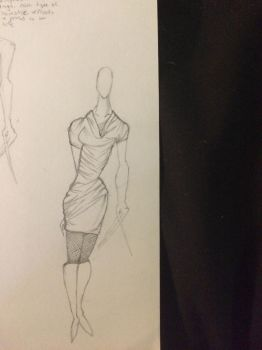 Fashion Design Prototype by TheCatalyst08