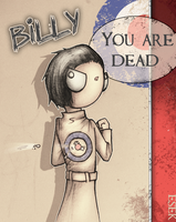 Billy by EsekBazgroli