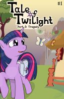 Tale of Twilight - Issue #1 Cover by DonZatch