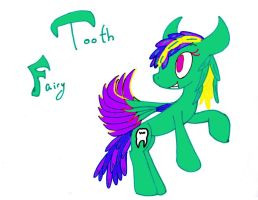 MLP: Tooth Fairy by WolfieMaster