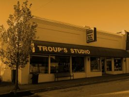 Troup's Studio by thegreatwolfsage