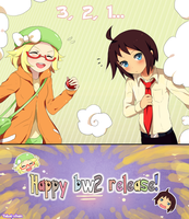 Bw2 eng. Release! by hyuugalanna