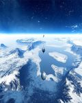 Horizons - North Pole by emailandthings