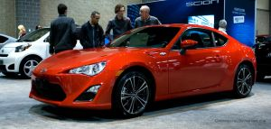 Scion FR-S - CT International Auto Show 2012 by Caboose6789