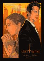 Constantine by o8connell