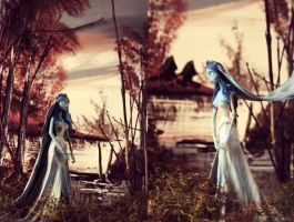 Corpse Bride II by sayra