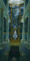 Throne of the Drowning Sun by melukilan