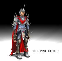 The Protector by mahmud3d