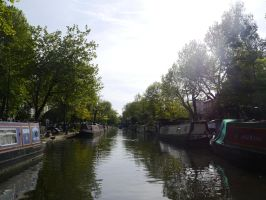 Canal in May by Party9999999