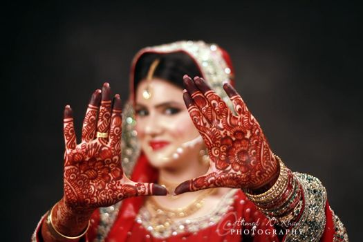 wedding hands - XIV by ahmedwkhan