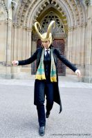 Loki Cosplay - back in Stuttgart 01 by Mon-Kishu
