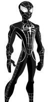 The Spectacular Amazing Spider-Man (Black Suit) by ValrahMortem