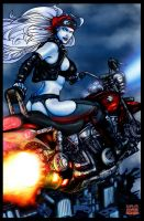 lady death by Zimprich