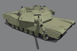 M1A6G complete by louielikespie