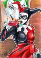 Harley Quinn 02 by skardash