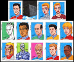 Star Trek Voyager: Heroes and Villains by SeanRM