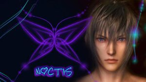 WALLPAPER NOCTIS by RainboWxMikA