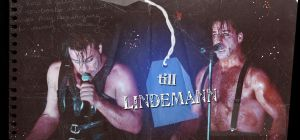 Till Lindemann live by Fists-Of-Rock