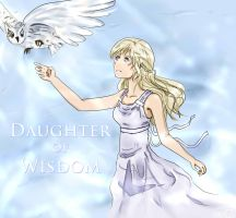 Daughter of Wisdom by HiThereSmiley