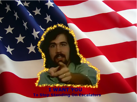 Krist Novoselic Wants You! by zepp123