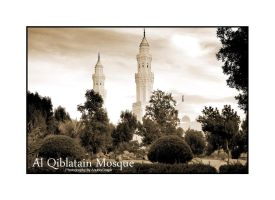 The Qiblatain Mosque by AnubisGraph