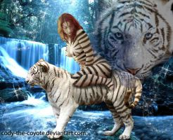 tigress by cody-the-coyote