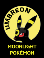 Moonlight Umbreon by Vic-Neko