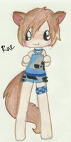 New OC - Rue by Ask-ErikandOthers