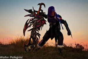 Now We Cross the Swords - Caius Ballad Cosplay by LeonChiroCosplayArt