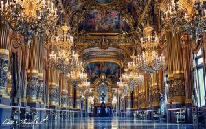 Opera de Paris by IsacGoulart